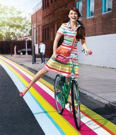 Kate Spade bicycle