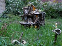 Fairy House by KelpieQueen on Etsy, $5000.00
