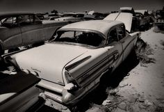 1958 Buick century print