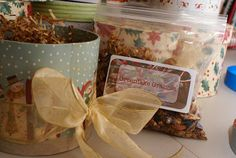 Granola for Giving | Our Lady of Second Helpings