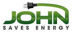 Home - John Saves Energy, GREAT energy reduction website