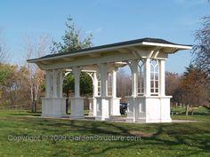 Pavilion Pergola Builders