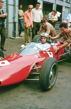 Willy Mairesse, German Grand Prix 1963