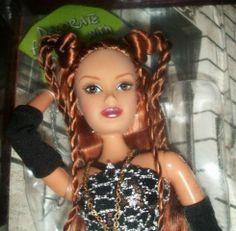 Mattel Flavas Denim & Diamonds Happy D