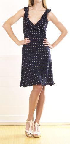 RALPH LAUREN DRESS @Michelle Flynn Coleman-HERS