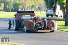1934 Ford Truck and Trailer