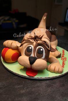 Doggie Cake