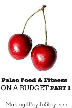 PALEO food & fitness...