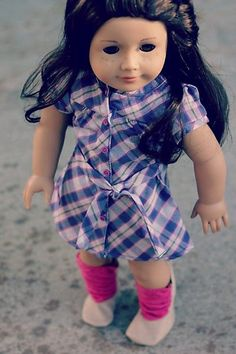 Free American Girl Boot Pattern and Tutorial