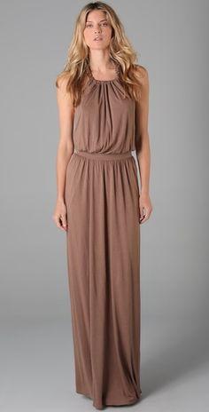 Loving maxi dresses