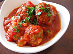 Slow Cooked Meatballs   Can You Stay For Dinner?