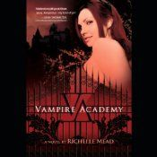 St. Vladimir's Academy isn't just any boarding school - it's a hidden place where vampires are educated in the ways of magic and half-human teens train to protect them. Rose Hathaway is a Dhampir, a bodyguard for her best friend Lissa, a Moroi Vampire Princess. They've been on the run, but now they're being dragged back to St. Vladimir's - the very place where they're most in danger.