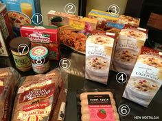 New Nostalgia: What I Buy At Trader Joes and Why #TraderJoes #groceries