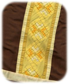2 Piece Square Dance Dress w Seminole Patchwork 3 Tiered Brown Yellow Barn Dance Swing Cowboy Haystack Party Very Full Skirt Prize Winner