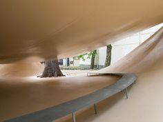 Ryuei Nishizawa Fukita Pavilion / via allen tan