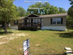 """28 x 56 (1,568) Square feet make up this house and .47 acres  3 bedroom 2 bathroom. Residing just minutes from town, this home and set in a very nice rural setting. In the interior there is a Ceiling Fan, a beautiful Fireplace, 60"""" Garden tub, separate Laundry Room, Large Pantry, Walk-in Closets, Fire Place, Kitchen Island, Thermal Pane Windows. The home has had recent refurbishment, Large Deck, New Carpet, Vinyl Flooring  (210)-887-2760  Lic 36155"""