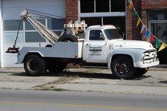 Ford Wrecker Truck
