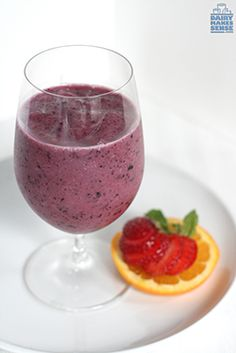 Not feeling like going to the gym? Try a Blues Buster smoothie to help get you out the door feeling fueled and ready.