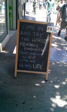 12 best restaurant signs