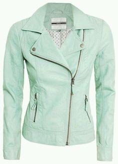 ..Mint.. :) i love ths coat