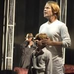Paige Scott and Randy Harrison in The Who's Tommy, 2011 at The Colonial Theatre