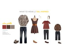 Fall Color Combo Ideas