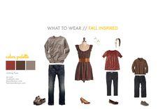 Fall Color Combo Ideas