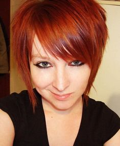 punk hairstyles for women | 40 Pretty Short Hairstyles For Women - SloDive