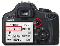 tips for dslr camera use