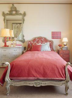 Jeffers Design Group | Portfolio bed frames, bedroom decor, guest bedrooms, dream, gray bedroom, blue bedrooms, paint colors, pink bedrooms, bedroom interiors