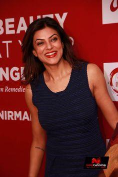 Sushmita Sen launches Dr Nirmala Shetty's book 'Beauty At Your Finger Tips'