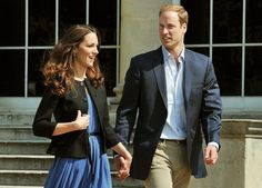 #Prince William and Kate...