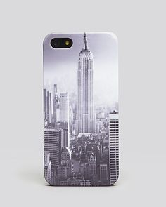 Audiology iPhone 5 Case - Exclusive New York Empire State
