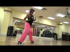 Get Your Fit On Dance Fitness - Usher Scream #Zumba #Fitness