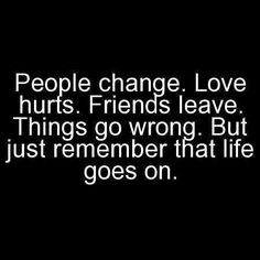 Humorous Quotes About Change | people change quotes and sayings - Funny Loves Fun World