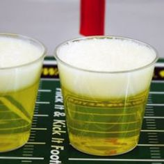 2 Point Conversion Jello Shot
