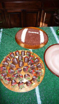 Super Bowl party #food