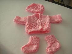 Knitting Galore: Knitting For A Premature Baby