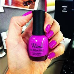 Today's Polish - Nina Ultra Pro in Violet It Ride