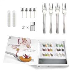 Aroma revolution: Fork can make your food taste like anything else you'd like.