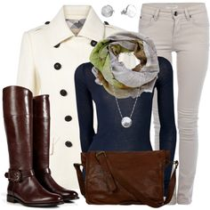 """Burberry"" by wishlist123 on Polyvore"