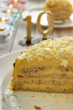 Lešnik torta sa grlijažom