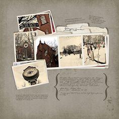 idea page vintage
