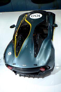 Ultra Cool Aston Martin CC100