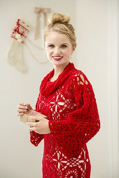 Ravelry: Lucia Sweater pattern by Shannon Mullett-Bowlsby
