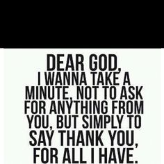 Blessed....