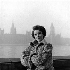 Elizabeth Taylor, London, 1948.