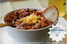 crockpot chili, bowl food, crock pots, easy chilli crockpot recipes, soup, friday night, comfort foods, bowls, chilli recipes