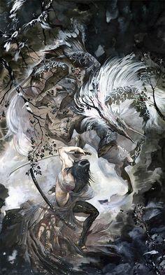 — eden is not enough: fin by GunnerRomantic