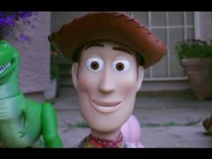 Live Action Toy Story en Français - YouTube